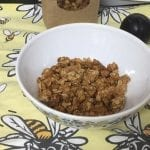 Maple Nut Crunch 100g Serve