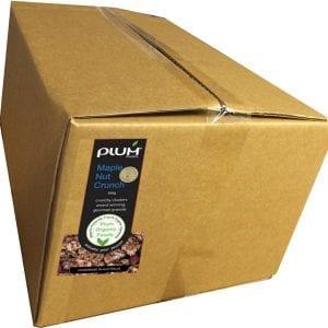 Plum Foods Maple Nut Crunch granola 10Kg Bulk Catering Pack