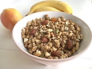 Maple Nut Crunch Gluten Free Vegan Granola from Wholesale Granola Manufacturers
