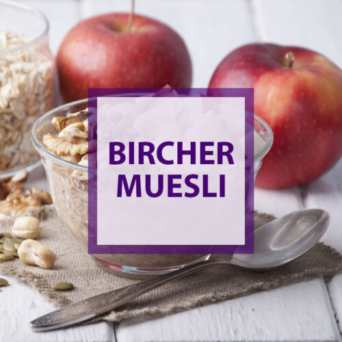 What is bircher muesli title
